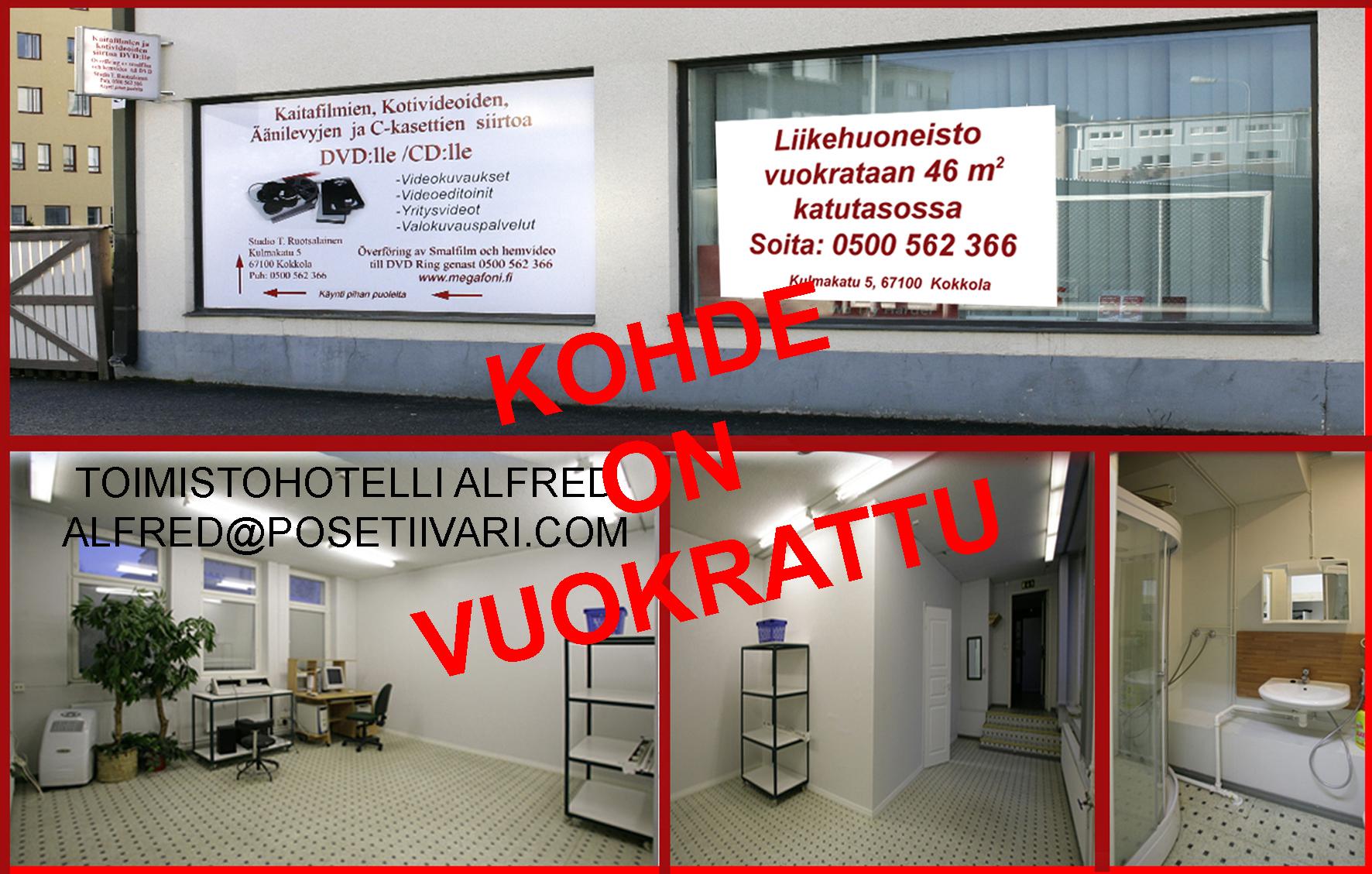 Vuokra-asunnot Kokkola - Posetiivari.com